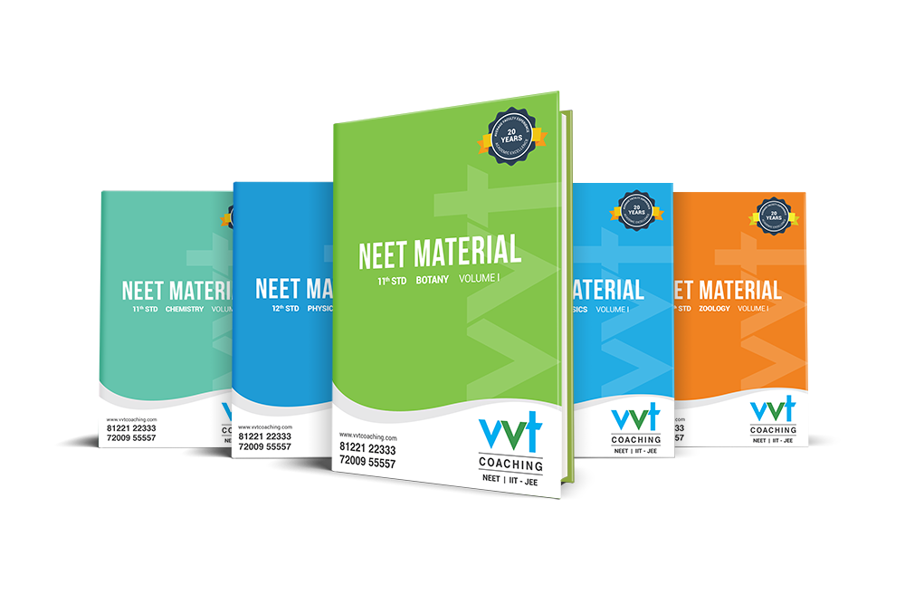NEET Repeater's Course Material