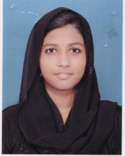 Jasmeen Sultana S