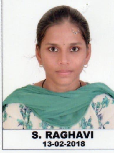 Raghavi S