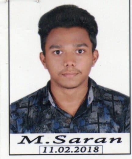 Saran M