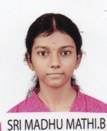 Sri Madhu Mathi B