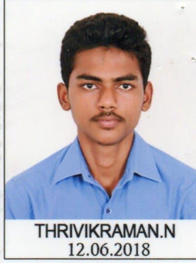 Thrivikraman N