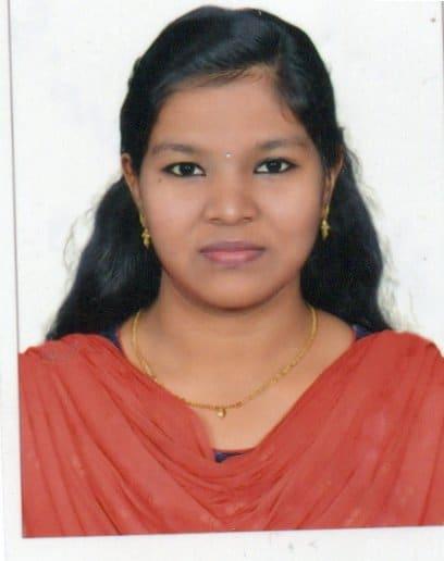 Akshara Sherin S