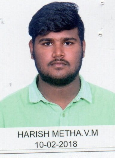 Harish Metha VM