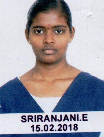Sriranjani E
