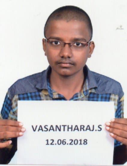 Vasantharaj S