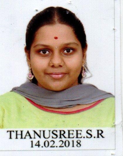 Thanusree SR