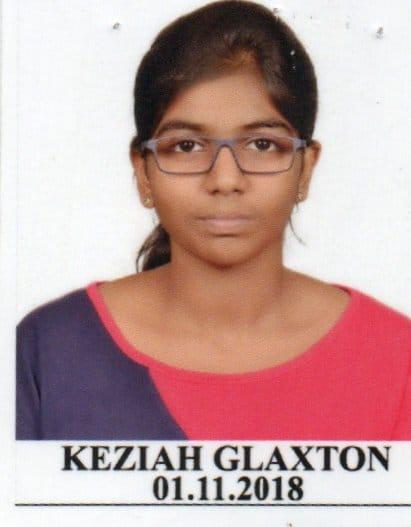 Keziah Glaxton